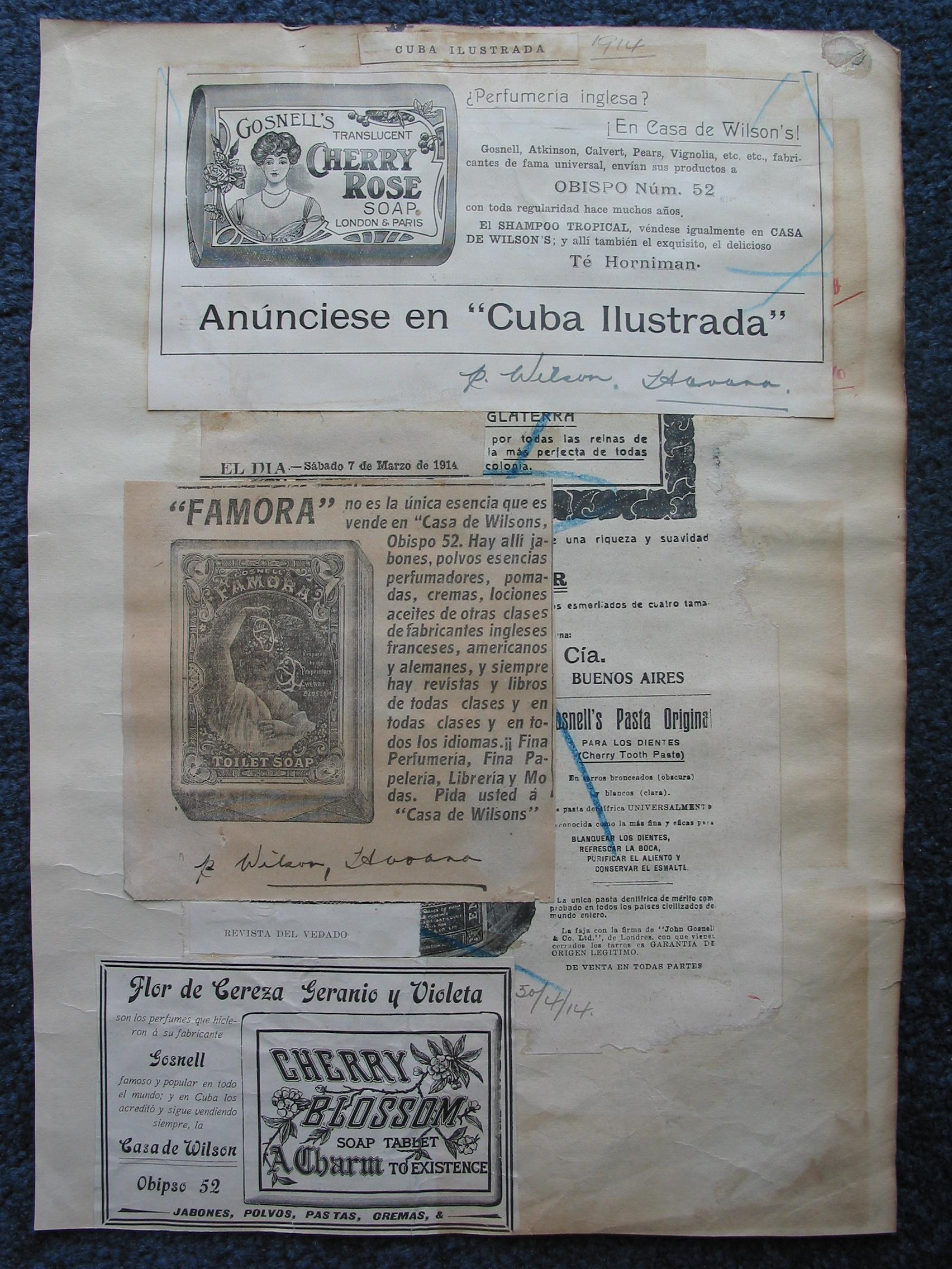 1958 - FOTOS DE CUBA ! SOLAMENTES DE ANTES DEL 1958 !!!! - Página 33 Adverts.CubaIllustrada.1914